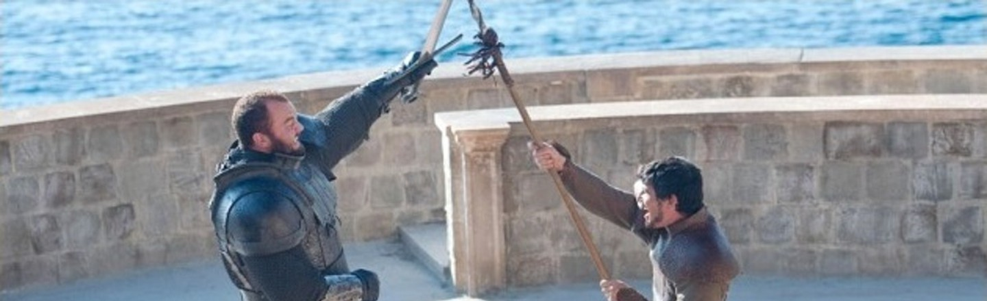 Bruce Willis Apparently Tried to Ruin a Major 'Game of Thrones' Scene