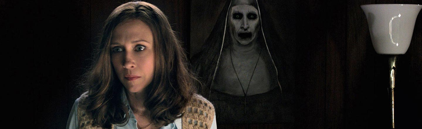 Genius Easter Eggs Lurking Within Famous Horror Movies