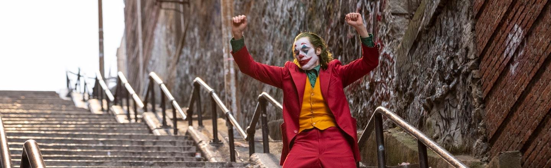 That Awkward 'Joker' Footage Was, Well, A Joke