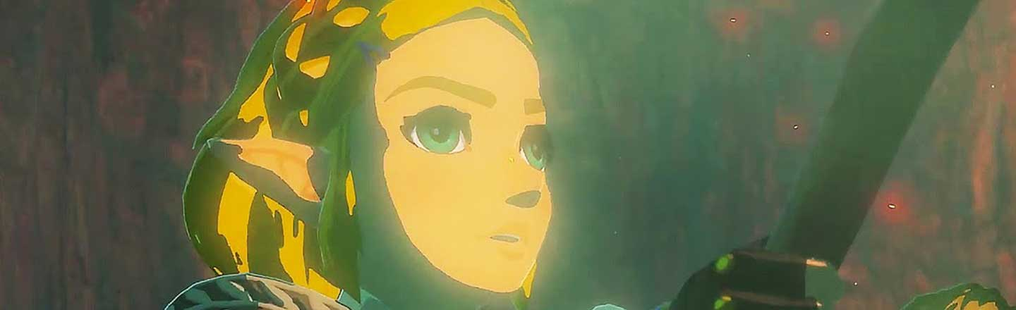 An Open Letter To The Makers Of 'Zelda: Breath Of The Wild 2'