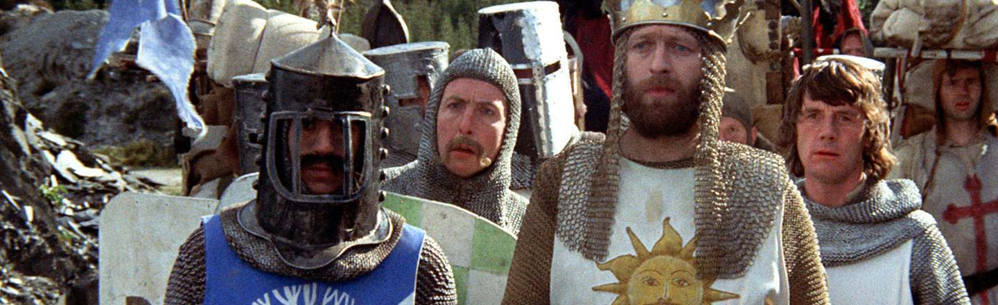 New Monty Python Sketches Have Been Unearthed, Decades Later