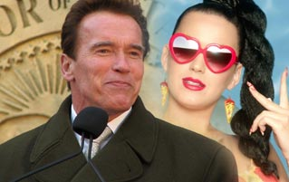 Katy's Gut, Arnie's Heart, & Other Celeb Parts Making News