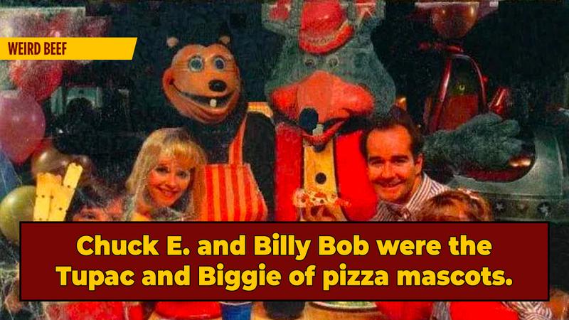 The Brutal Battle of Chuck E. Cheese v. ShowBiz Pizza
