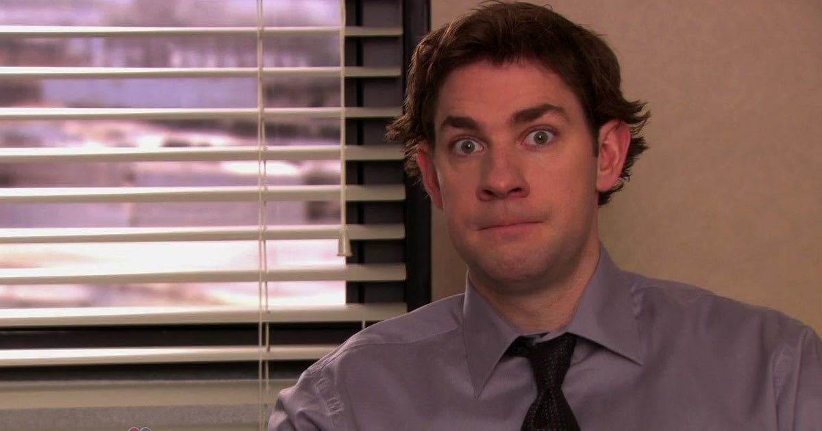 Questions That Make You Think >> The Office Fan Theory That Will Make You Fear Jim