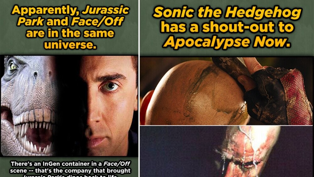 15 Movies With Cool Hidden Shout-Outs To Other Movies