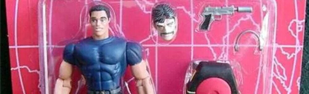15 Vintage Action Figures That Desecrate The IRL Stars