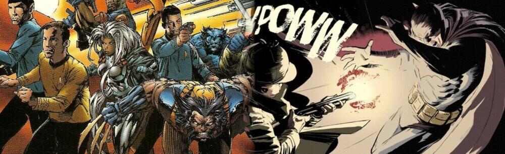 15 Bonkers Crossovers That Somehow Happened
