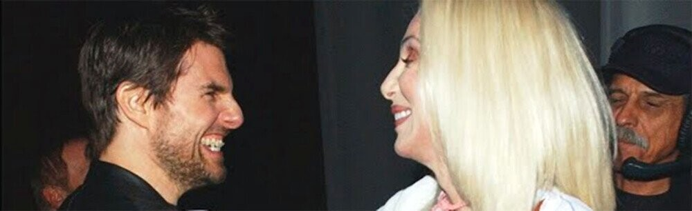 Unlikely Story: 12 WTF Celebrity Romances