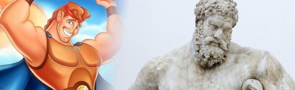 Cracked VS: Movies vs. Ancient Mythology