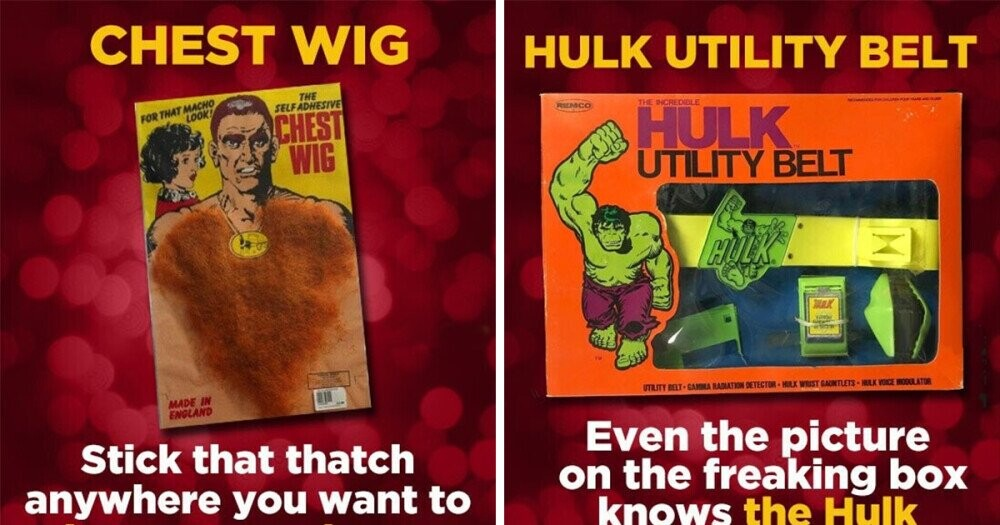 21 Vintage Toys That Absolutely Ruined Christmas Morning