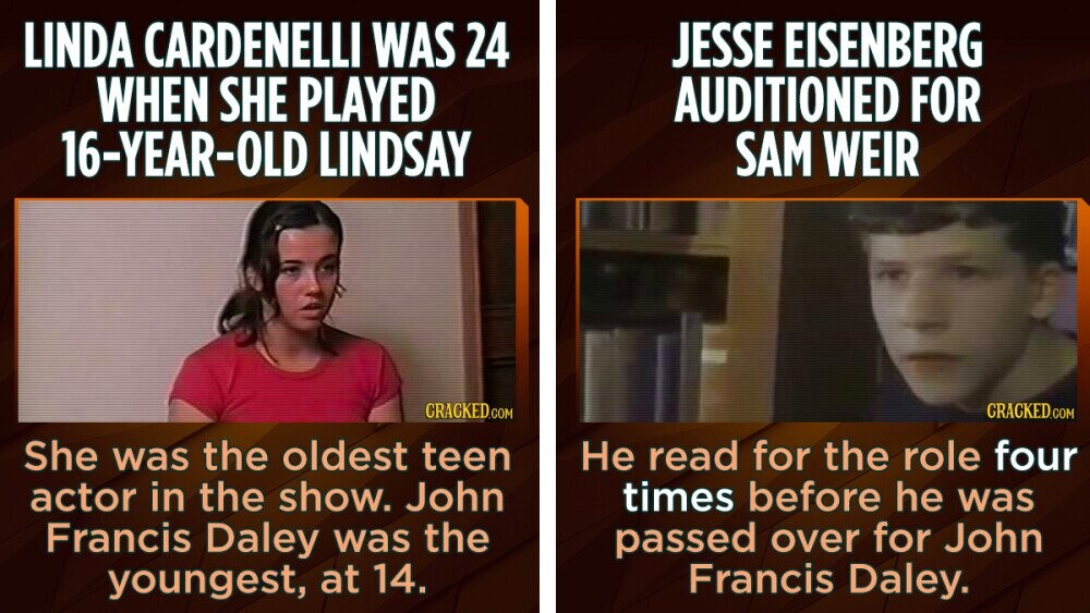 14 Behind-The-Scenes Facts About 'Freaks And Geeks'