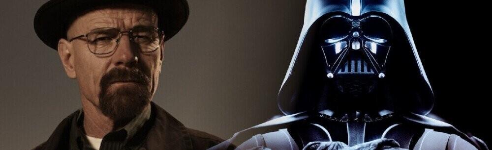 Cracked VS: Darth Vader vs. Walter White
