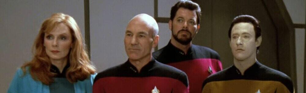Engage: Gene Roddenberry's 12 Rules for Creating Star Trek: The Next Generation