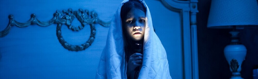 Tell Us Now: What's The Creepiest Thing A Child Has Told You?