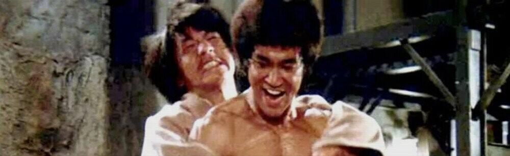 Jackie Chan VS. Bruce Lee: Martial Artist Melee