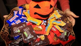 13 Halloween Candy Facts To Pig Out On