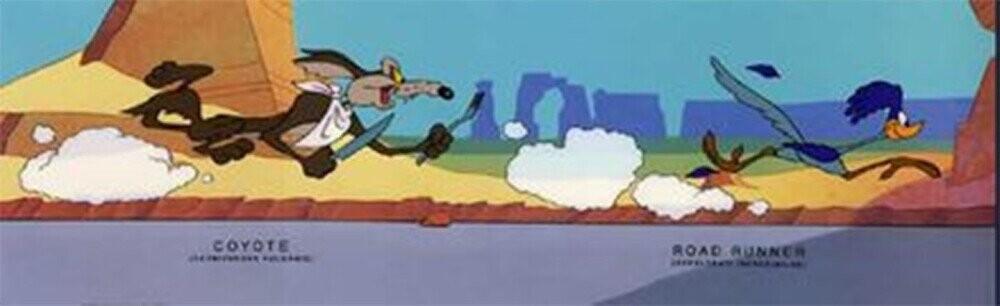 11 Divine Commandments for Writing Road Runner Cartoons