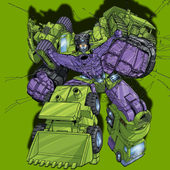 devastator Cracked photo
