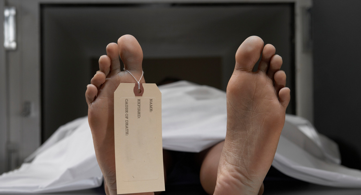 5 Horrifying Things Real Dead Bodies Do (Too Weird For TV