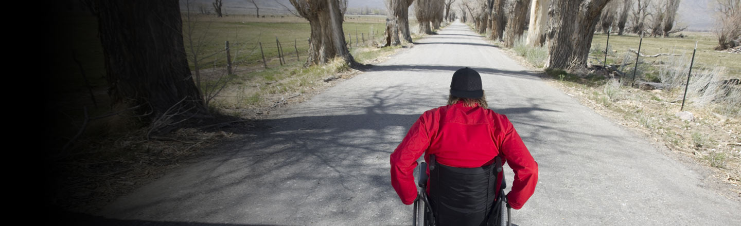 My Poop Can Kill Me: 6 Weird Truths About My Wheelchair