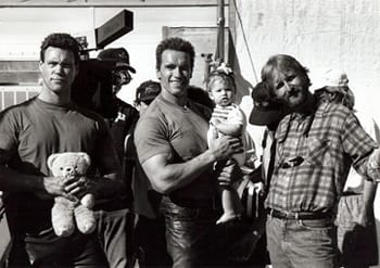 My Crazy Life As Arnold Schwarzenegger's Stunt Double