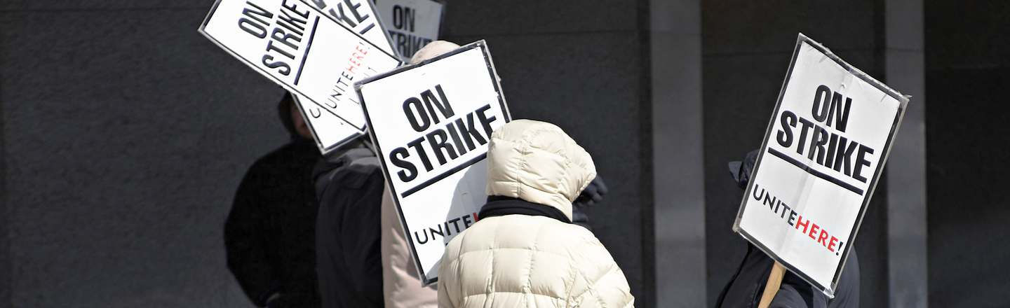 The Ugly Side Of Strikes In The Modern World