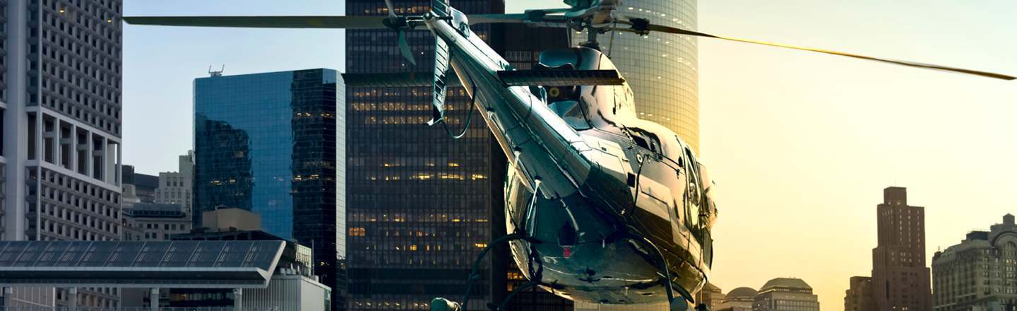 5 Things Only Helicopter Pilots Know About The World