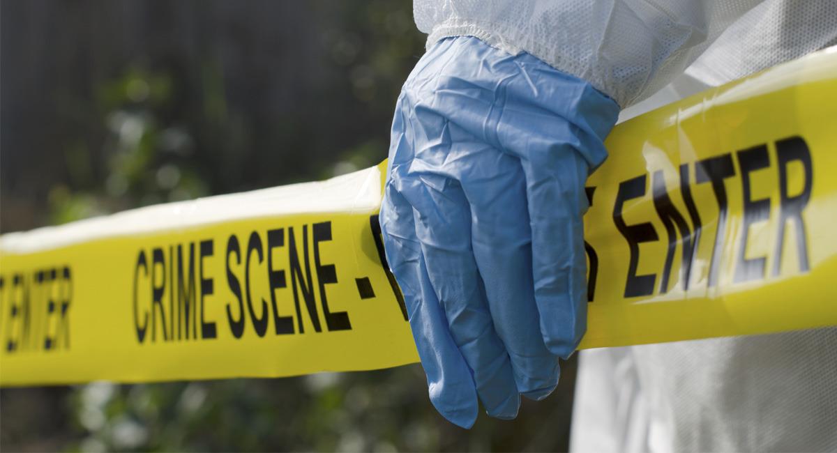 Criminal Cleanup Crews Help In Criminal Activity Scene Investigation