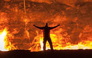 5 Things You Learn From A Trip Into A Huge Chasm Of Hellfire