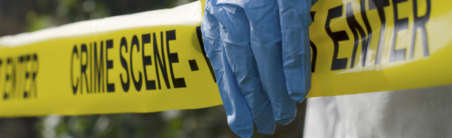 5 Creepy Things You Learn Cleaning Up The Scene Of A Murder