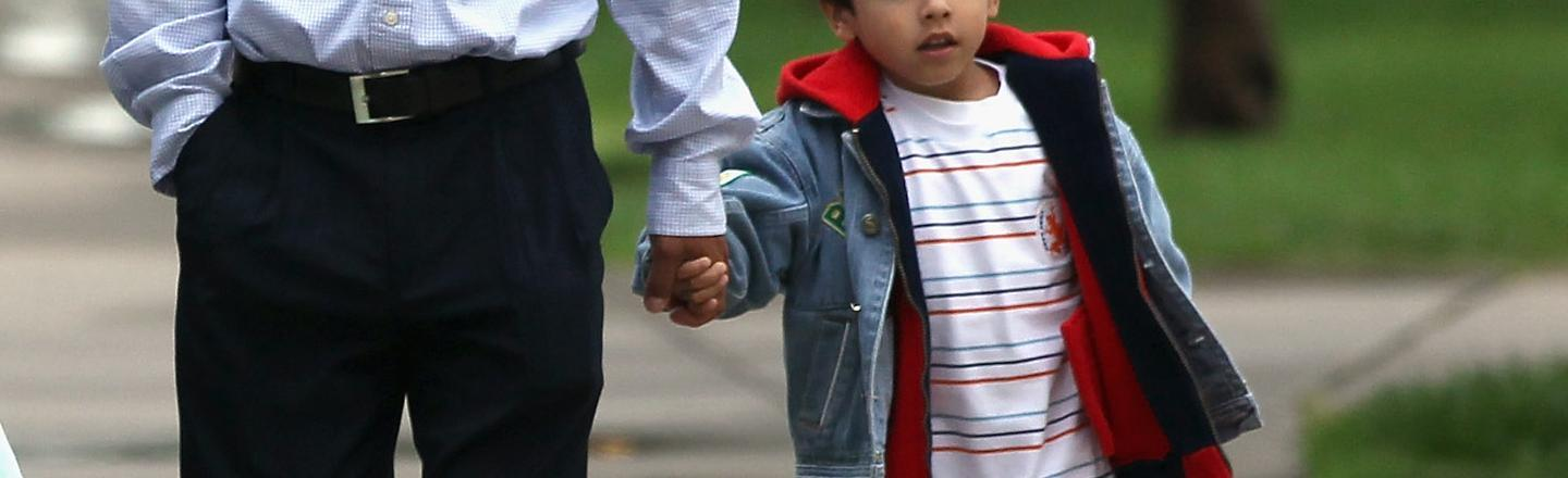 5 Weird Realities Of Growing Up With 'Illegal' Parents