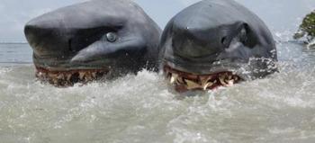 5 Ugly Realities Of Making 'Mockbusters' Like 'Sharknado'