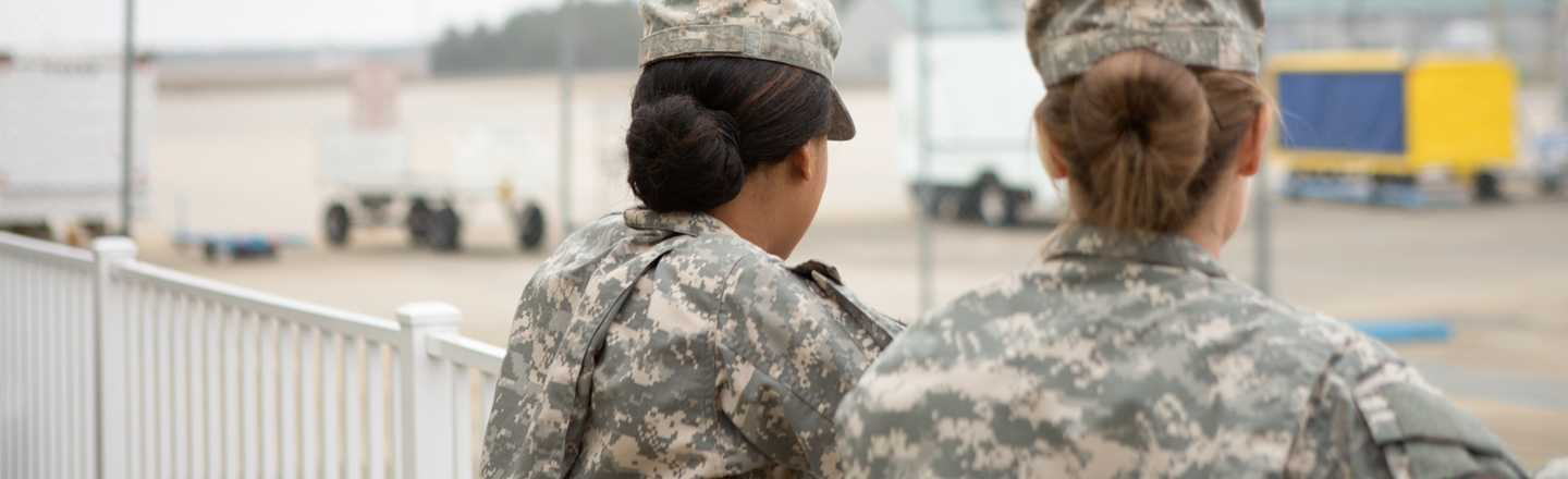 Most Victims Are Men: 5 Realities Of Rape In The Military