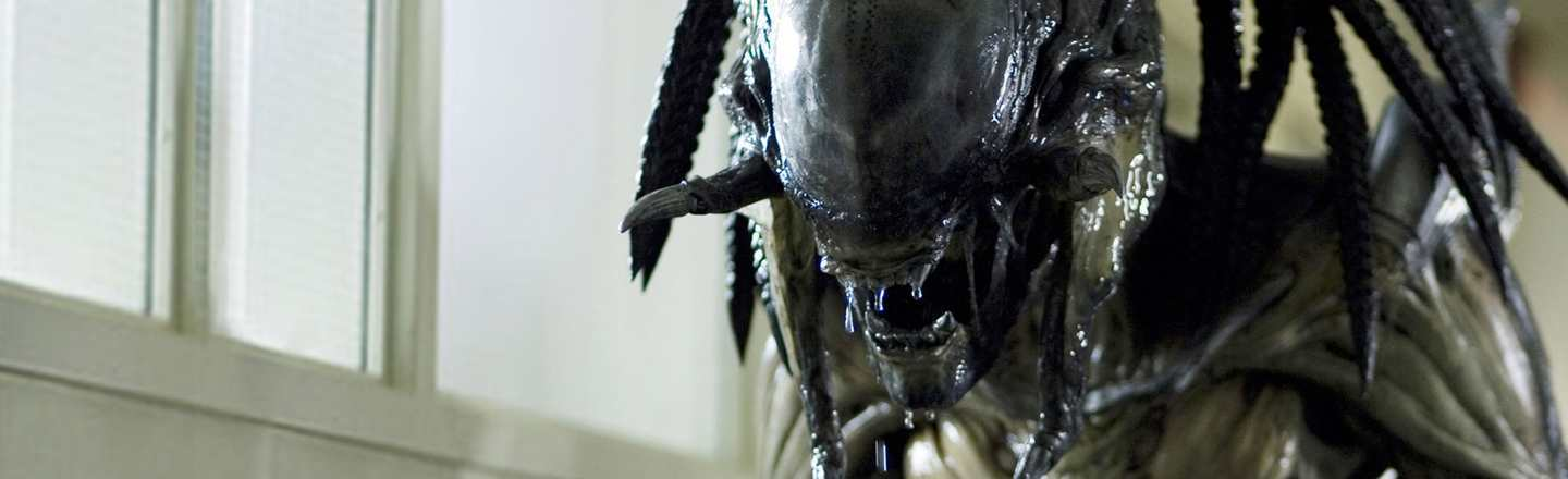 5 Surprising Things You Learn Designing Movie Monsters