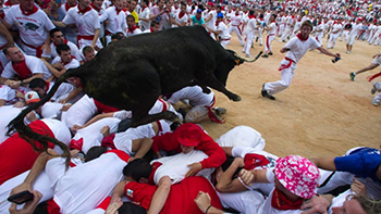 5 Things To Know Before Running With The Bulls, You Idiot