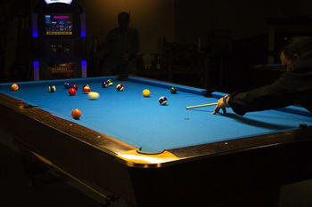 The Strange Realities Of Hustling Pool For A Living