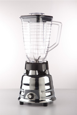 Put me down for another blender, then I'll have one for every day of the week.