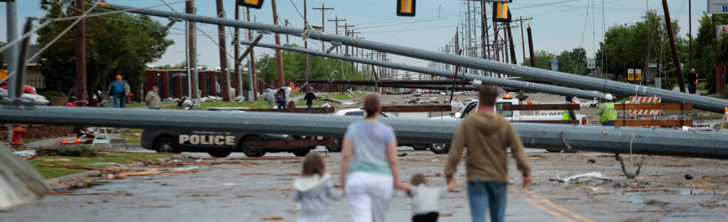 5 Things You Learn Surviving An F5 Tornado