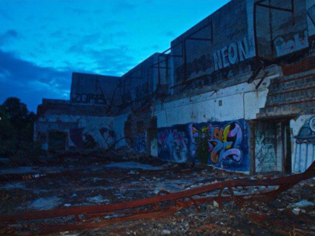 The Terrifyingly Beautiful World Of Abandoned Buildings