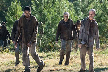 They Shoot 'The Walking Dead' In My Town: 6 Weird Realities
