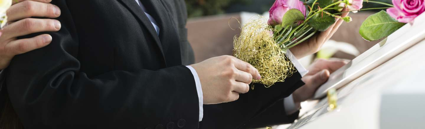 I'm Paid To Mourn At Funerals (And It's A Growing Industry)