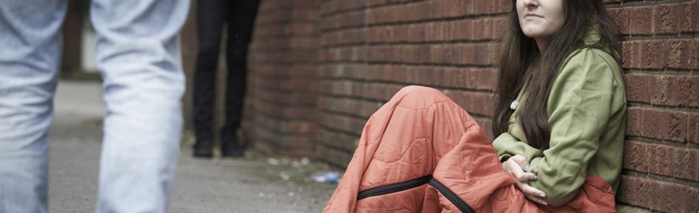 5 Awful Things You Learn About America As A Homeless Woman