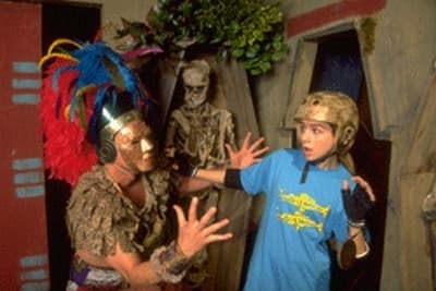 What It Was Like To Compete On Legends Of The Hidden Temple