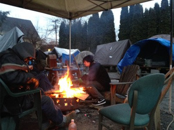 5 Horrifying Things You Learn Living In A Homeless Tent City