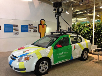 The 5 Weirdest Things I Saw Driving For Google Street View
