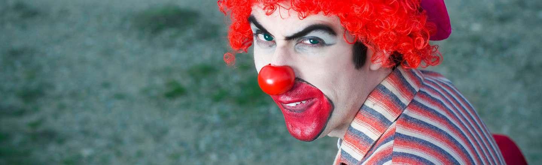 I Am A Clown: 5 Truths You'll Wish I Didn't Tell You
