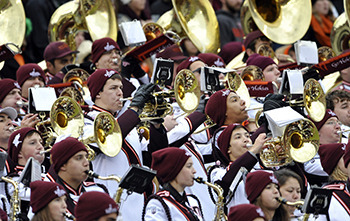6 Weird Things You Experience In A Marching Band