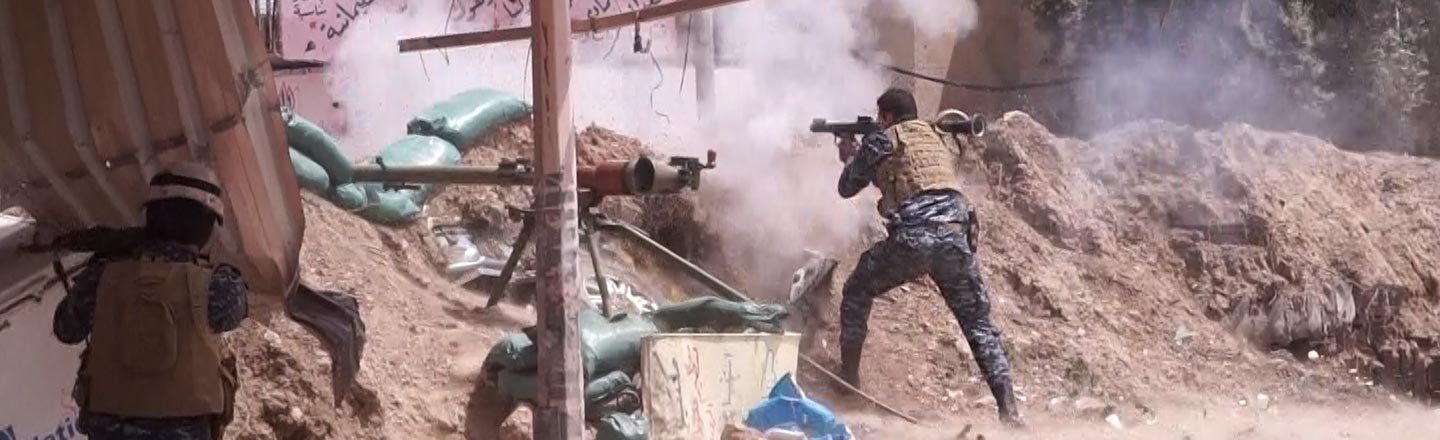 The Daily Death (And Stupidity) When ISIS Controls Your Town
