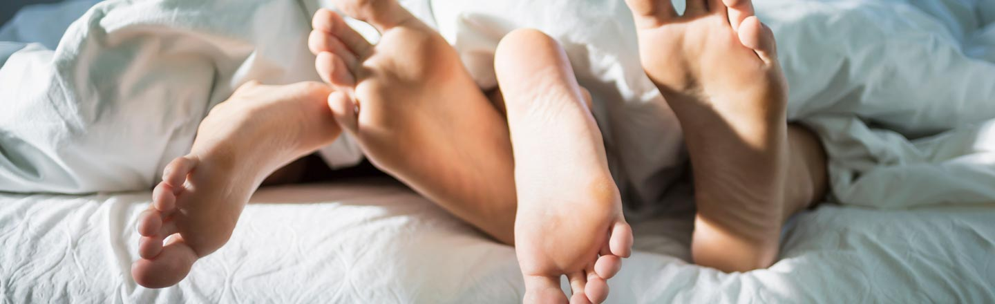 I Have Sex While I'm Sleeping And I Can't Control It