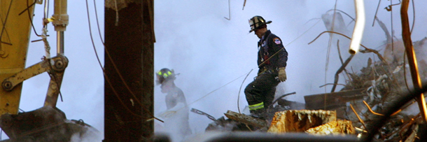 5 Things I Saw as a 9/11 First Responder
